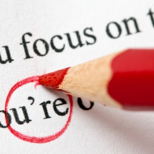 Proofreading: It's A Dirty Job, But Someone's Gotta Do It