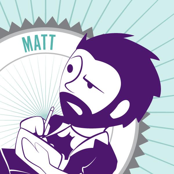 Matt Sherepita - Graphic Designer