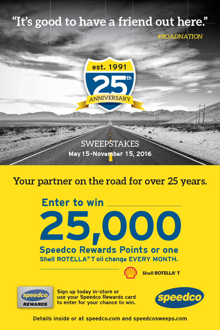 Speedco-sweepstakes-POS-poster