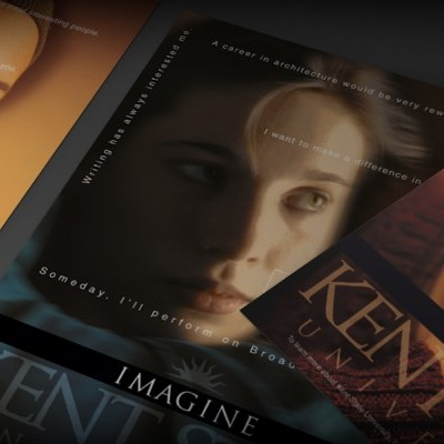 Kent State University Imagine Campaign