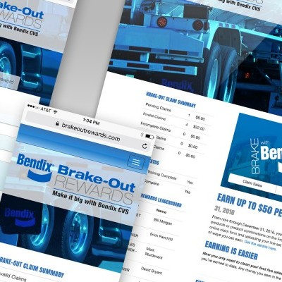 Bendix Brake-Out Rewards Incentive Program