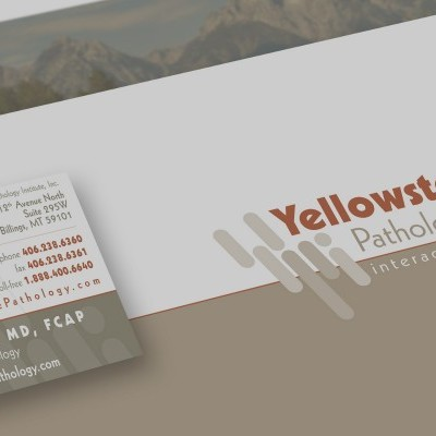 Yellowstone Pathology Group Rebrand